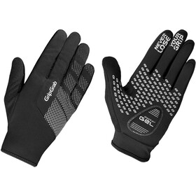 GripGrab Ride Windproof fietshandschoenen, black